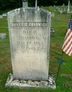 Lieut Edwin S. Chadwick