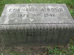 Cornelia A Bond