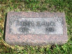 Mamie Alida <i>Plastridge</i> Luce