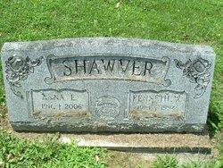 Anna E <i>Rothrock</i> Shawver
