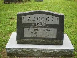 George Noah Adcock