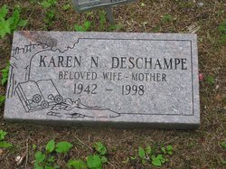 Karen N Deschampe