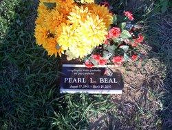 Pearl Leona <i>Hickerson</i> Beal