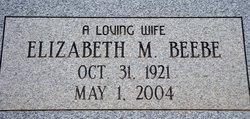 Elizabeth Margarett <i>Knotts</i> Beebe