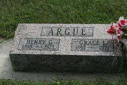 Grace Leone <i>Wallom</i> Argue