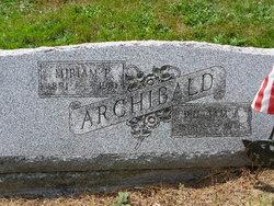 Miriam <i>Prather</i> Archibald