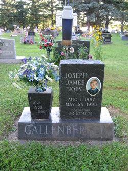 Joseph James Joey Gallenberger