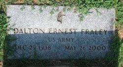 Dalton Ernest Fraley