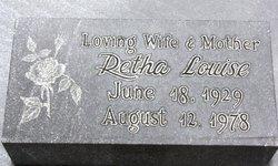 Retha Louise Louise <i>Cokeley</i> Hrabe