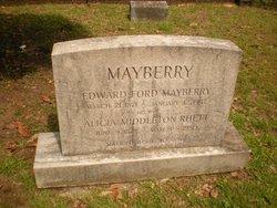 Alicia Middleton <i>Rhett</i> Mayberry