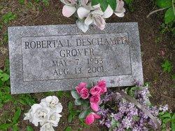 Roberta L <i>Deschampe</i> Grover