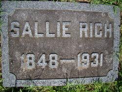 Sallie Rich