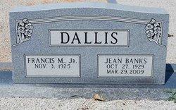 Jean <i>Banks</i> Dallis