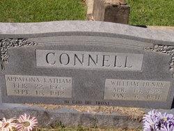 Lucinda Appalona <i>Latham</i> Connell