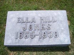 Ella <i>Hill</i> Jones