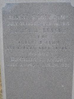 Albert Sidney Almy