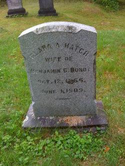 Clara A. <i>Hatch</i> Bundy