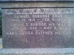 Susan T. <i>Burdge</i> Bray