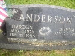 Harden Anderson