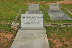 Dan Starke Albritton, III