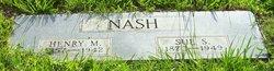Henry Melvin Nash