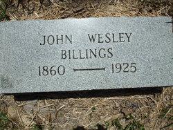 John Wesley Billings