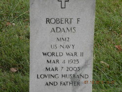 Robert F. Adams