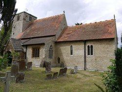 Lillingstone Dayrell Churchyard