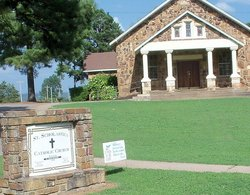 Saint Scholastica Sister's Cemetery