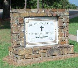 Saint Scholastica Cemetery