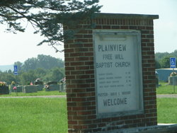 Plainview Cemetery (Free Will Baptist Church)