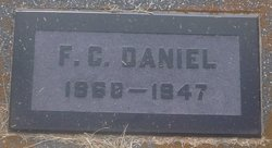 F. C. Daniel
