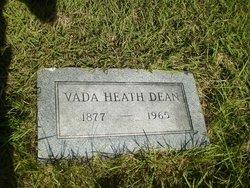 Vada <i>Heath</i> Dean