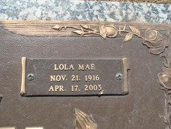 Lola Mae <i>McCann</i> Bennett