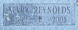Mary E. <i>Reynolds</i> Fonda