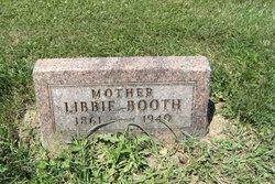 Mary Elizabeth Libbie <i>Worcester</i> Booth