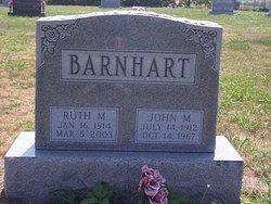 Ruth Olive <i>Mellott</i> Barnhart