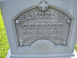 Samuel Wetmore Cheever