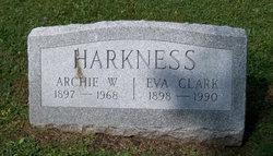 Eva Marie <i>Clark</i> Harkness