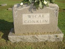 Ida May <i>Conklin</i> Wical