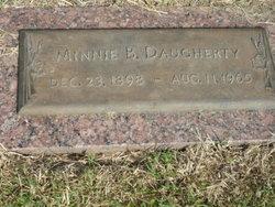 Minnie Willie <i>Bastian</i> Daugherty