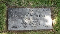 Orville Otis Overstreet