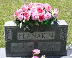 Sam B Flanakin