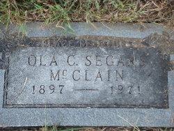 Ola <i>Custer</i> McClain