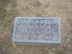 William Louis Stephen, Jr