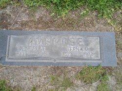 Wendell Bancroft Ambrose