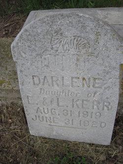 Darlene Josephine Kerr