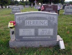 Mary J Herring