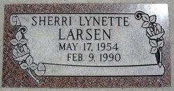 Sherri Lynette <i>Whipple</i> Larsen
