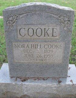 Nora Lee <i>Hill</i> Cooke
